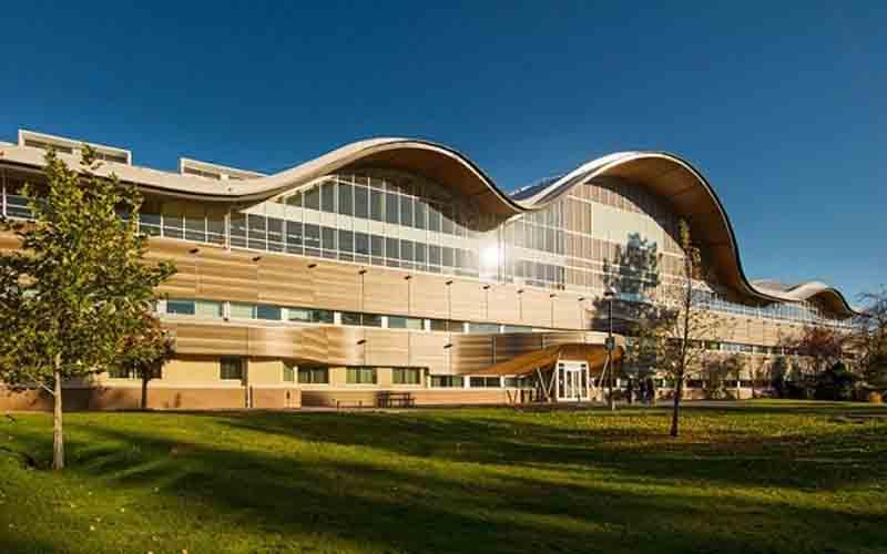Thompson River University Canada