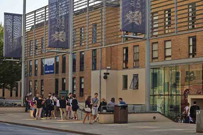 Anglia Ruskin University Ranking