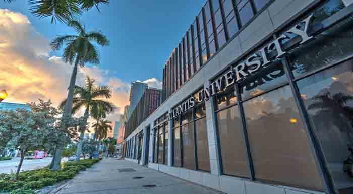 Atlantis University Online Campus