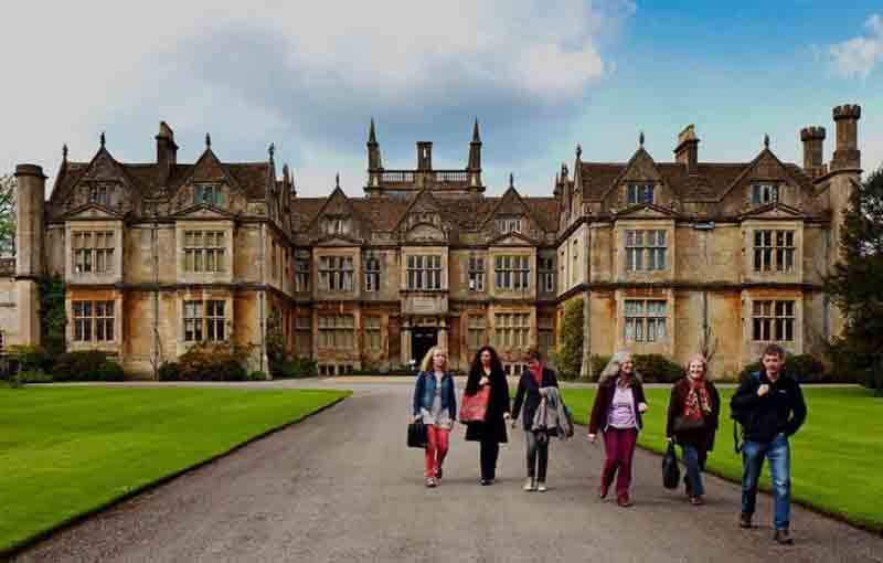 Bath Spa University Address