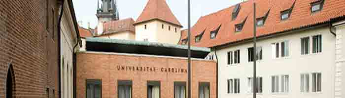 Charles University In Czech Republic