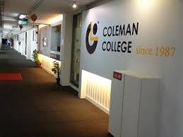 Coleman College Address