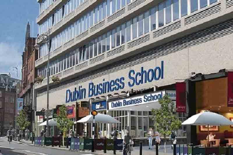 DBS College Ireland Ranking