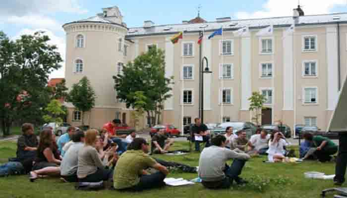 ISM University in Lithuania