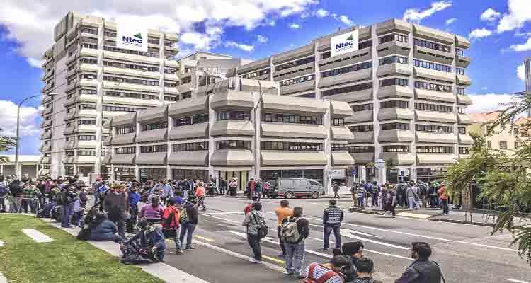 NTEC Tertiary Group New Zealand