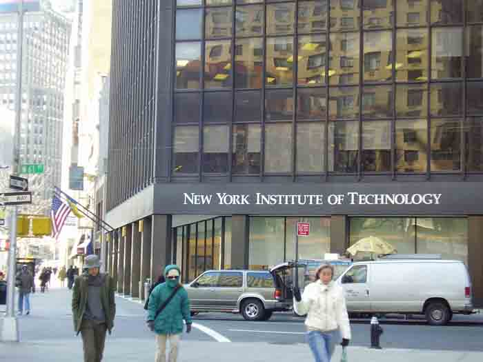 New York Institute Of Technology Requirements