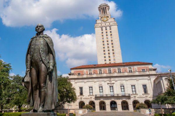 University Of Texas Ranking