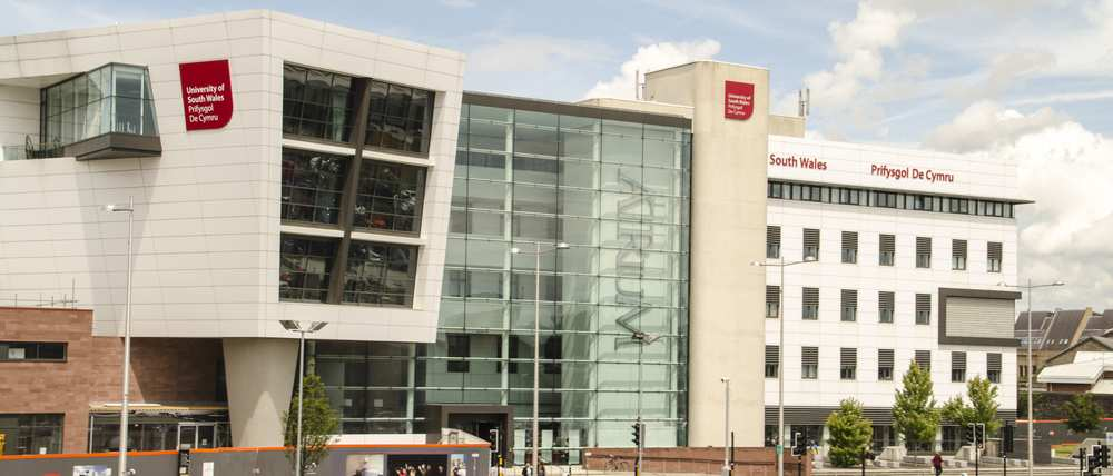 University of South Wales Ranking